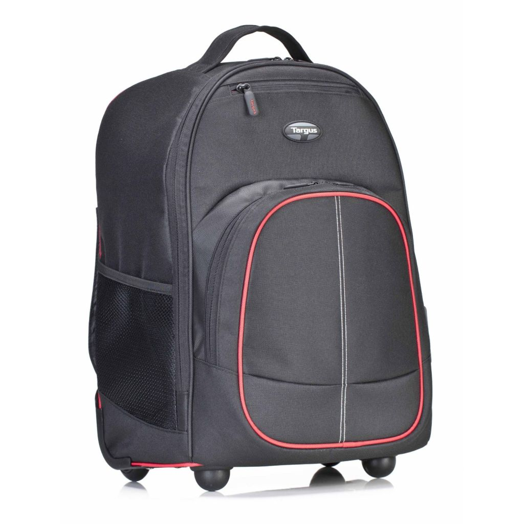 Targus TSB75001US Compact Rolling Backpack