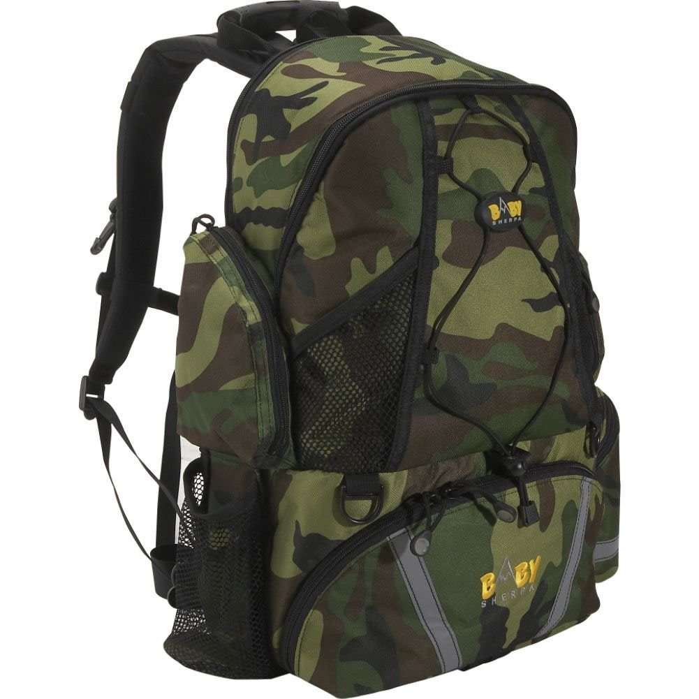 Baby Sherpa Camo Backpack