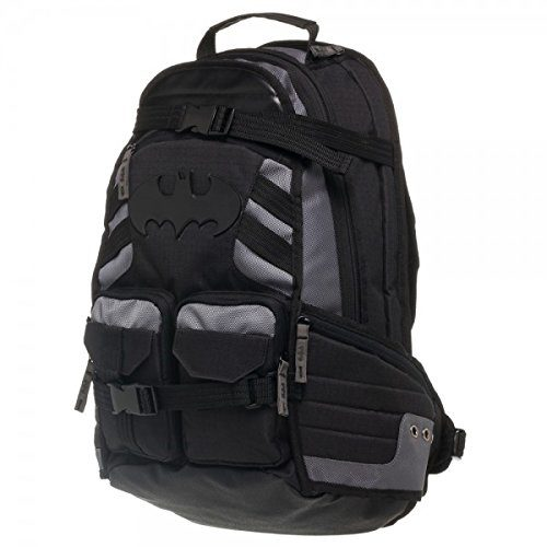Batman Better Built Backpack