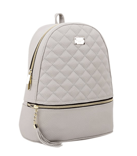 Copi Womens Simple Design Casual Backpack