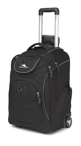 High Sierra Powerglide Wheeled Laptop Backpack