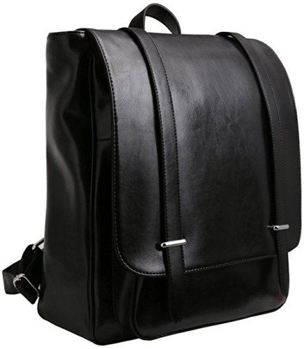 Iswee Fashion School Leather Backpack