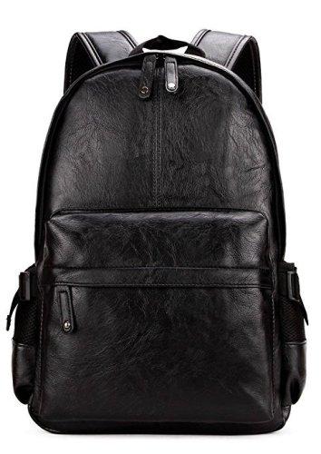 Kenox Vintage PU Leather Backpack