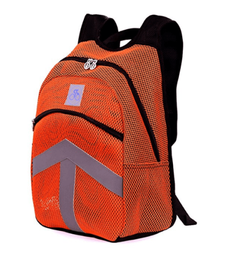Lt Tribe Mens and Womens Breathable Mesh Backpack