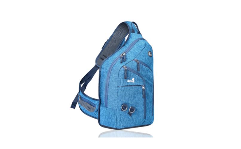 Plus Oversized Sling Backpack