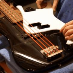 Bass Guitar Wiring Diagrams Bt Telephone Sockets How To Install A Precision Pickup Set   Ebass