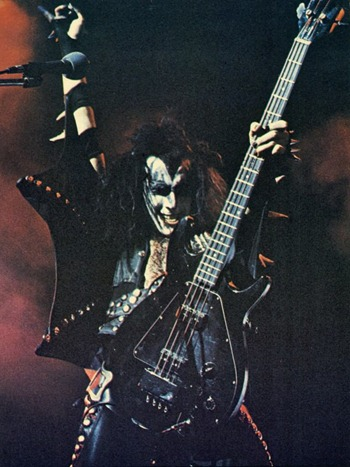 bass guitar wiring diagrams ford rack and pinion diagram [friday work whistle] gene simmons: love or hate him, the man knows how to put on a show   ebass