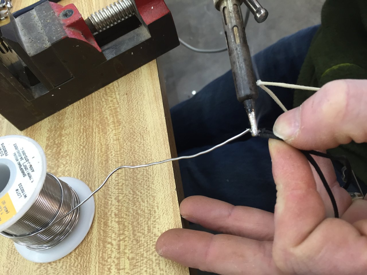 hight resolution of how to assemble the fender american vintage 62 jazz bass wiring kit part 3