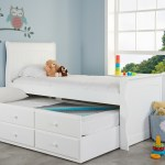 Birlea Parma Kids Cabin Trundle Bed Frame Best Beds Direct