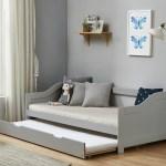 Birlea Brixton Kids Wooden Trundle Bed Best Beds Direct