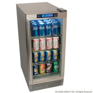 Edgestar outdoor beer fridge