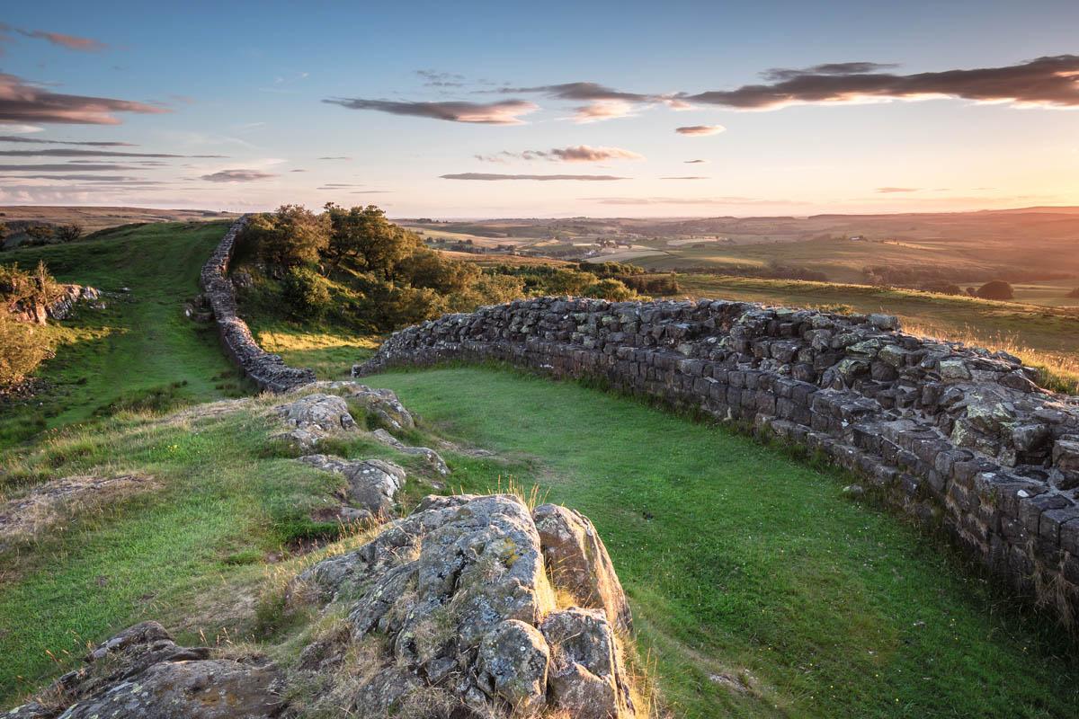 Hadrians-Wall-Northumberland