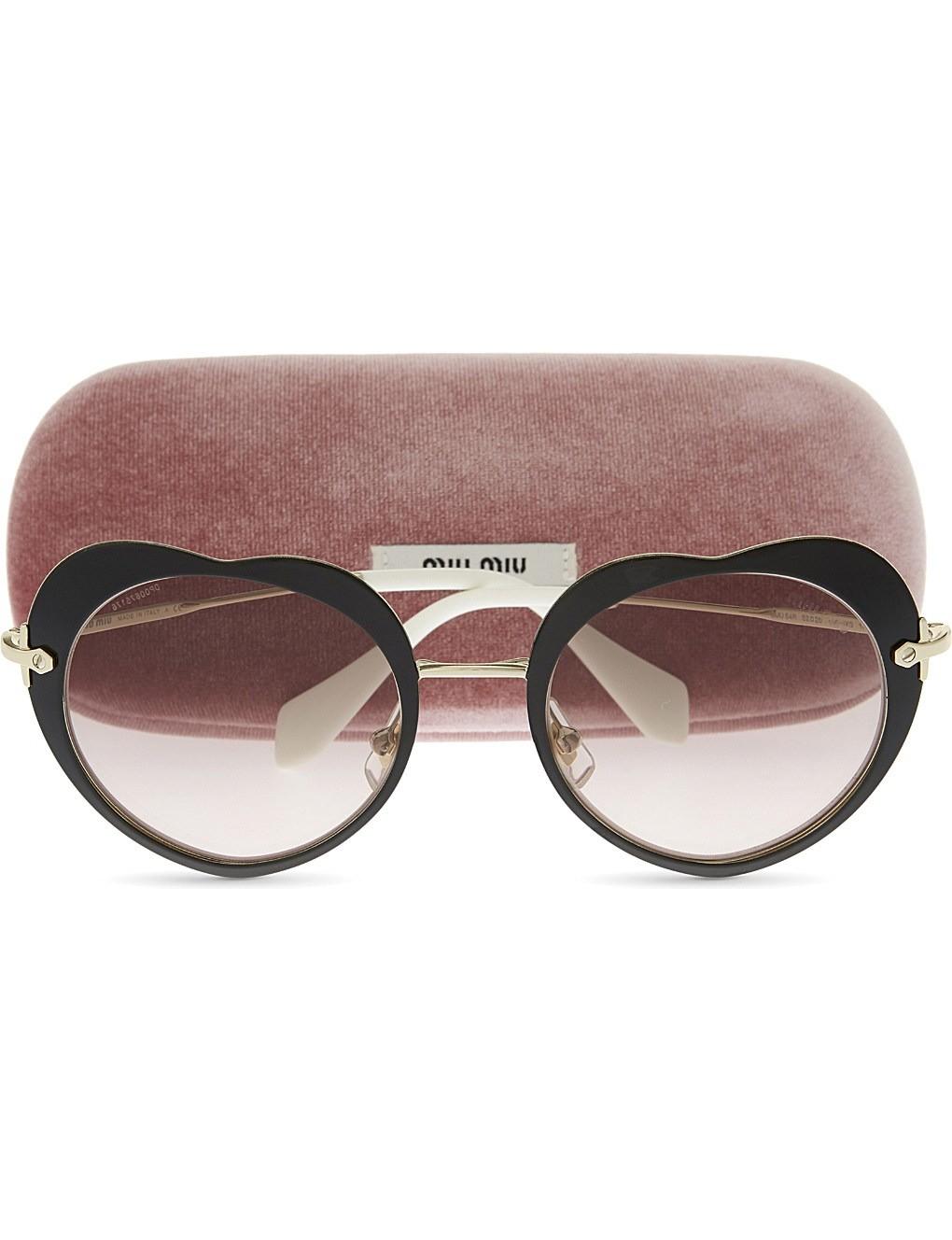 Miu _Mui_ Sunglasses _I _Love