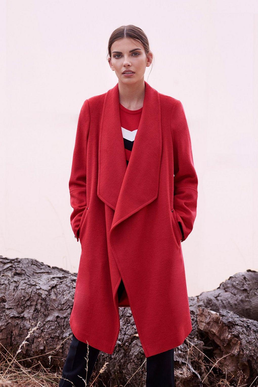 Wallis _Red _Waterfall _Coat