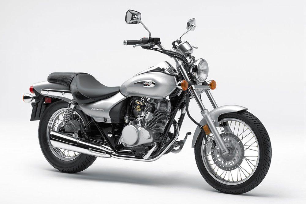 Kawasaki 250 Eliminator Specs