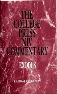 exodus commentary book cover