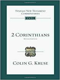 2 corinthians commentary book cover