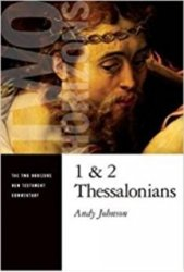 thessalonians commentary book cover