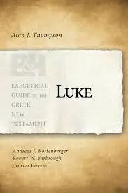 luke commentary book cover