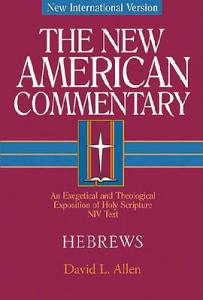 David Allen Hebrews commentary