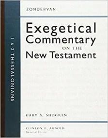 Gary Shogren Thessalonians commentary