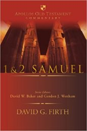 samuel commentary book cover