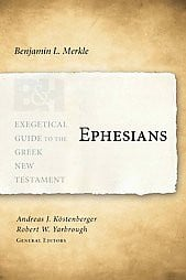 Ben Merkle Ephesians commentary