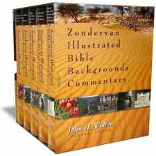 Bible Backgrounds commentary old testament