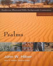 Zondervan Bible Backgrounds Commentary Psalms