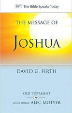 joshua bible commentary