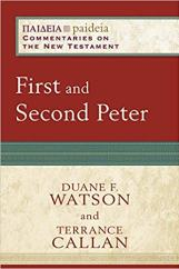 paideia bible commentary peter