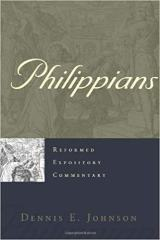 philippians commentary book cover
