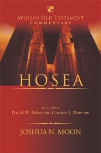hosea commentary book cover
