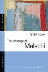 malachi commentary book cover