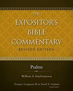 psalms commentary book cover