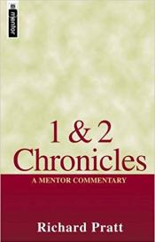 chronicles bible commentary pratt cover