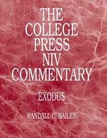 exodus bible commentary bailey