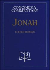 jonah bible commentary lessing cover