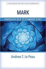 mark bible commentary cover