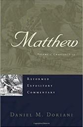 matthew bible commentary doriani