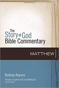 matthew bible commentary reeves