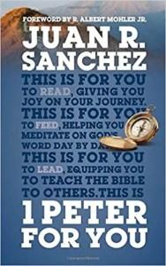 1 Peter bible commentary sanchez
