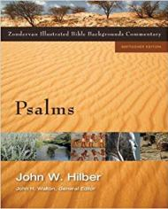 psalms bible commentary hilber cover