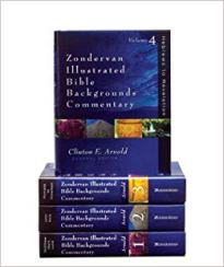 zondervan illustrated bible backgrounds commentary series