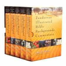zondervan illustrated bible backgrounds commentary