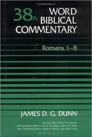 romans commentary james dunn