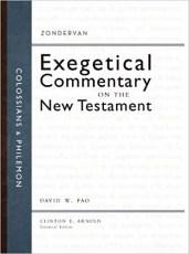 Colossian Philemon by David Pao