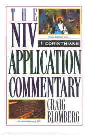 1 Corinthians commentary by Craig Blomberg