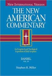 Daniel commentary by Stephen Miller