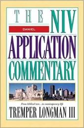 Daniel commentary by Tremper Longman